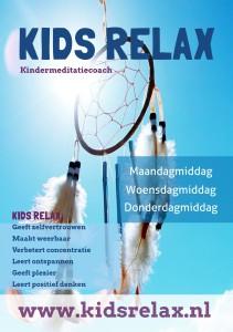 lesrooster Kidsrelax kindermeditatie