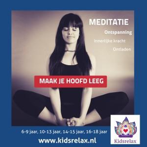 kindermeditatie leren mediteren kidsrelax kinderen